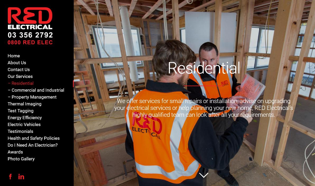 Website Development Treacy Web Design Christchurch and Waikato